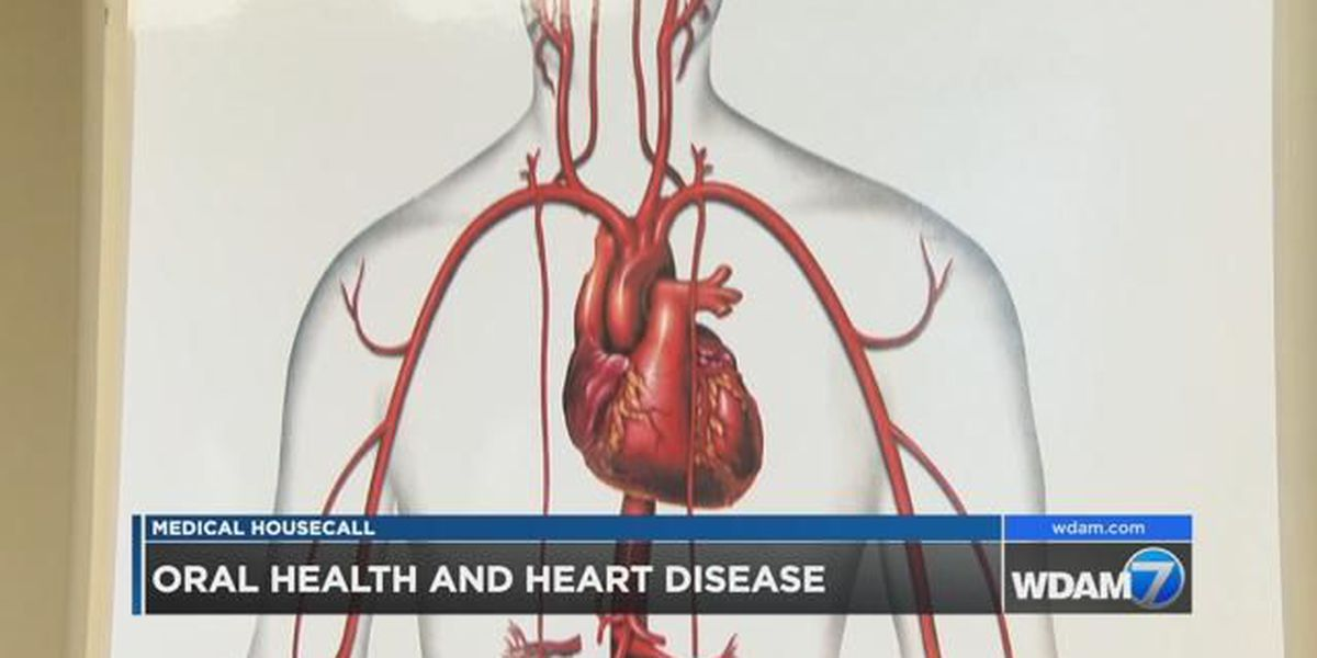 Hattiesburg cardiologist explains gum and heart link