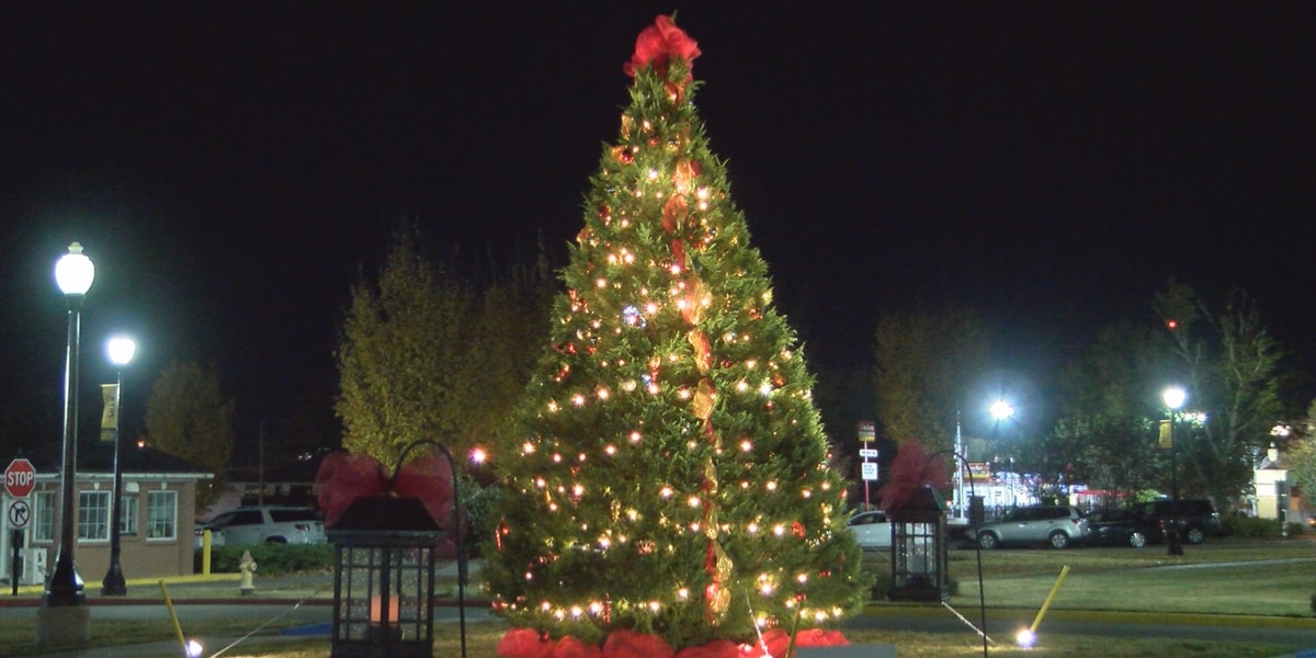 """Lighting the Way for the Holidays"" kicks off Christmas season at USM"