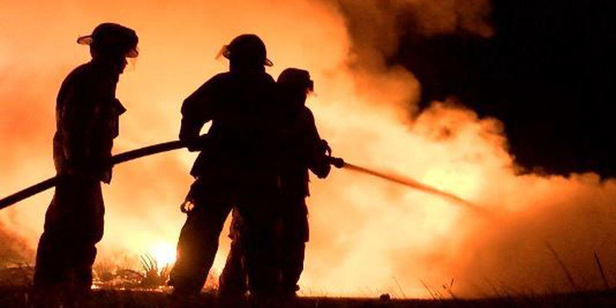 Fire destroys home of Petal Police Officer