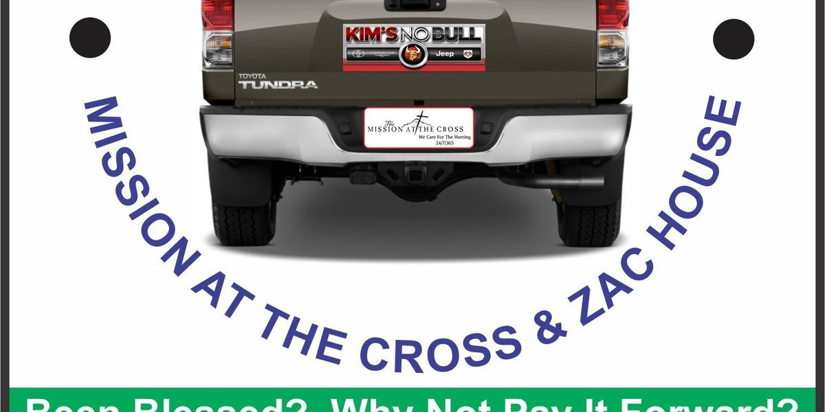 Kim's 'No Bull' dealerships sponsor Stuff-A-Truck