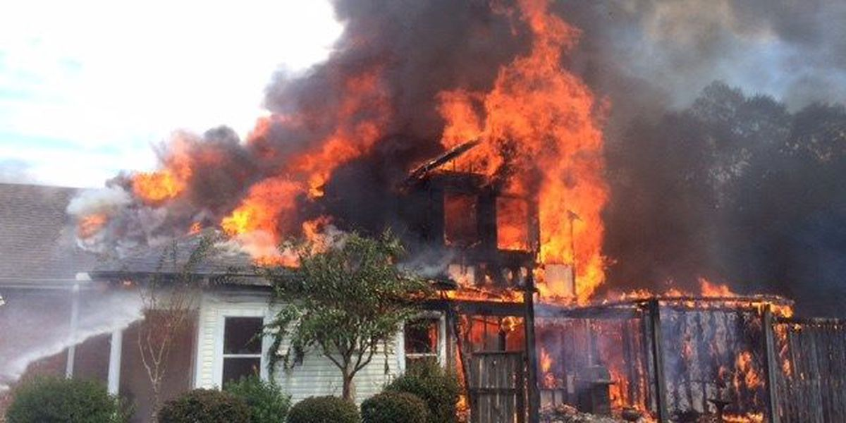 UPDATE: Fire officials determine cause of fire at Lamar Co. home