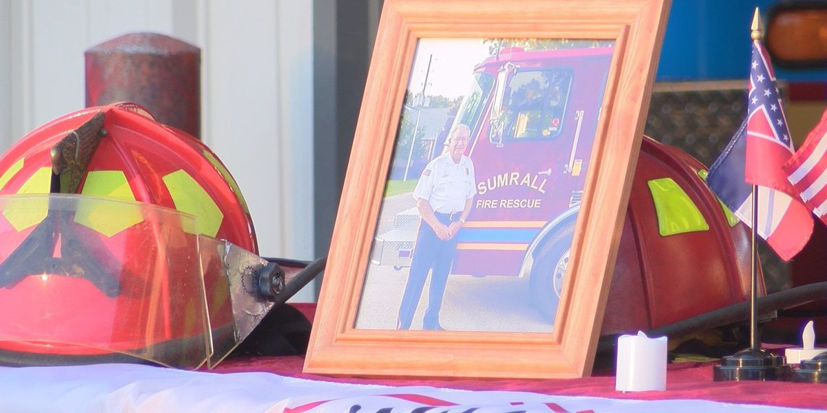 Volunteer fire chief killed in hit-and-run remembered through memorial 5K