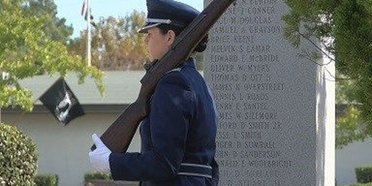 Early Veterans Day events held in the Pine Belt