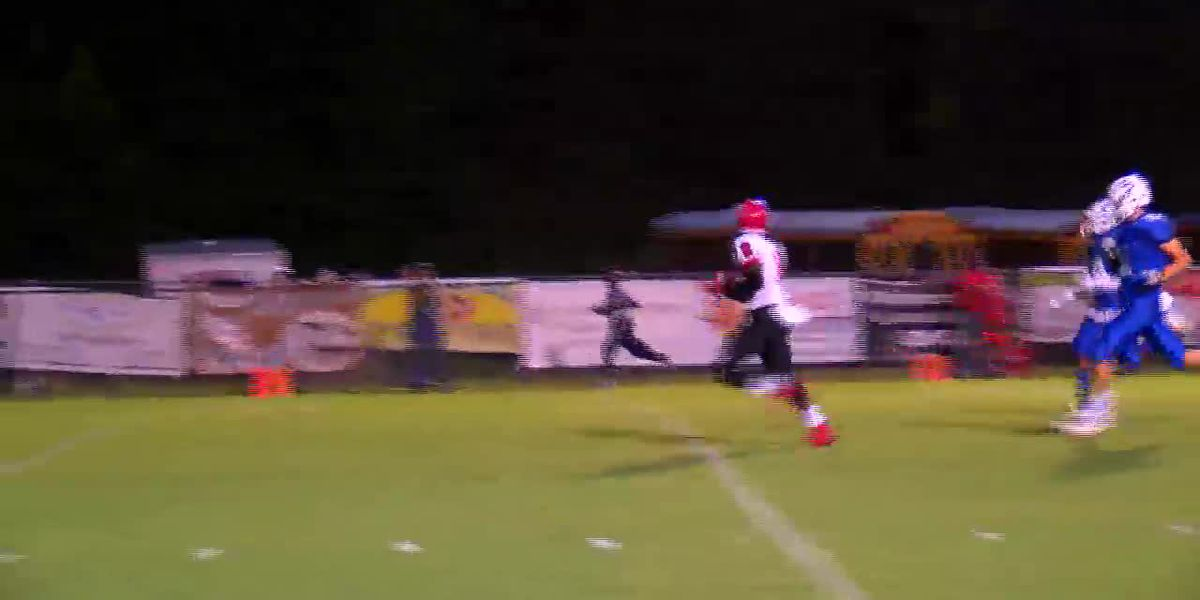 High School Highlights: West Marion at Sumrall