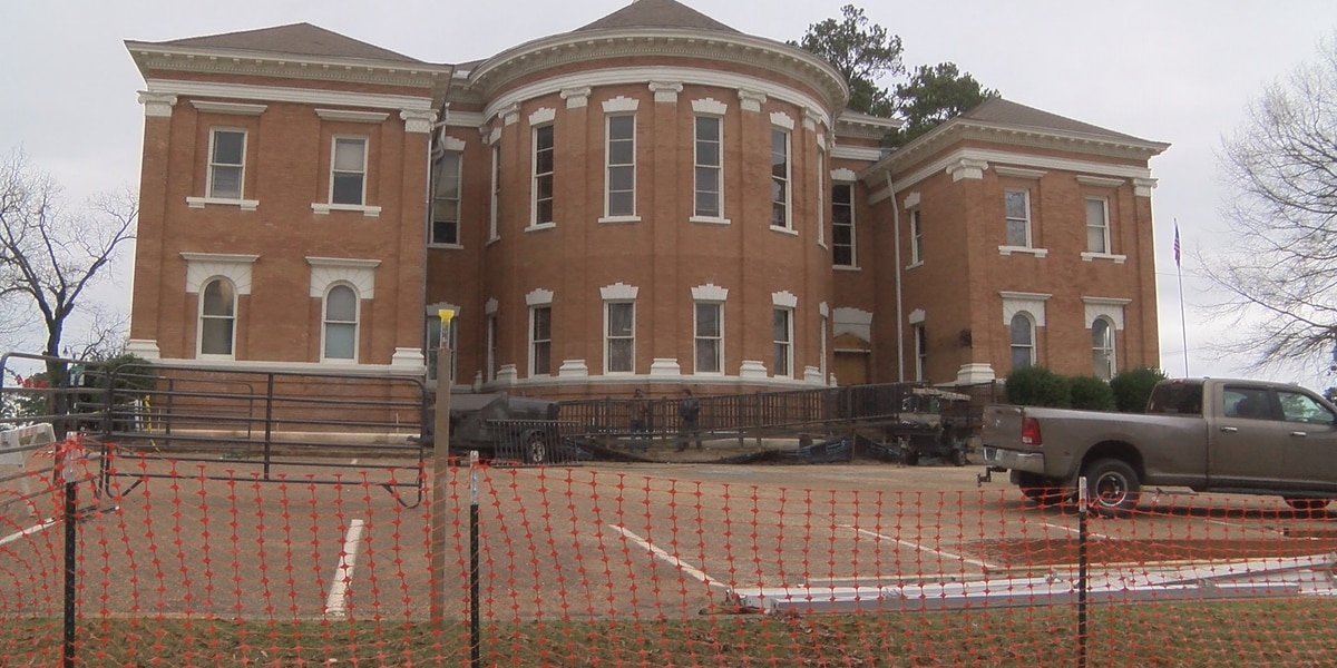 Covington County making county buildings ADA-compliant