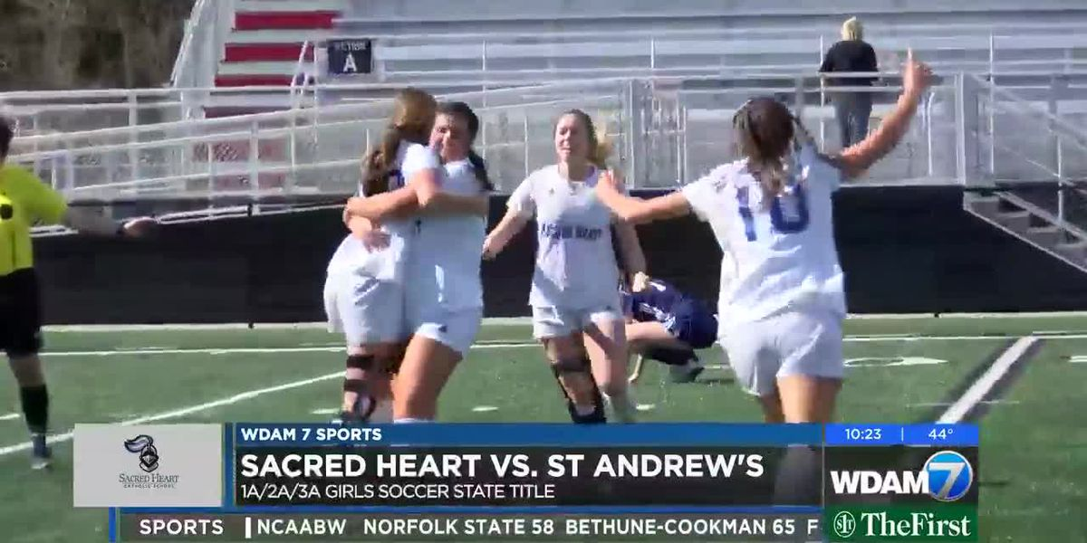 Sacred Heart girls, boys soccer teams capture state titles