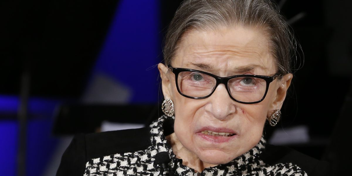 Justice Ginsburg getting treatment for possible infection