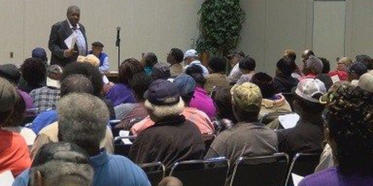 Black farmers group hosts meeting about discrimination lawsuit