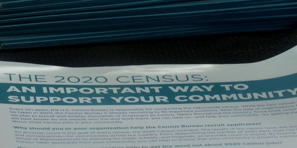 Officials urge citizens to fill out 2020 Census before deadline