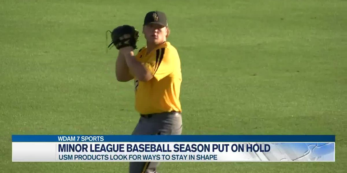 Local players in limbo with MiLB put on hold