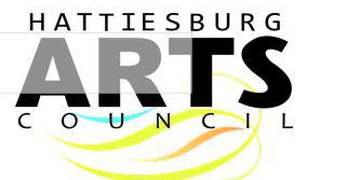 Hattiesburg Arts Council calendar of events