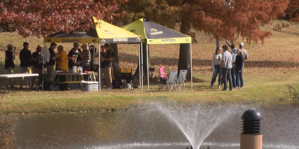 USM tailgaters speculate on Golden Eagles bowl chances
