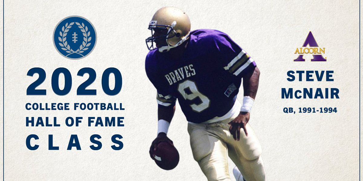 Steve McNair to be inducted into College Football Hall of Fame