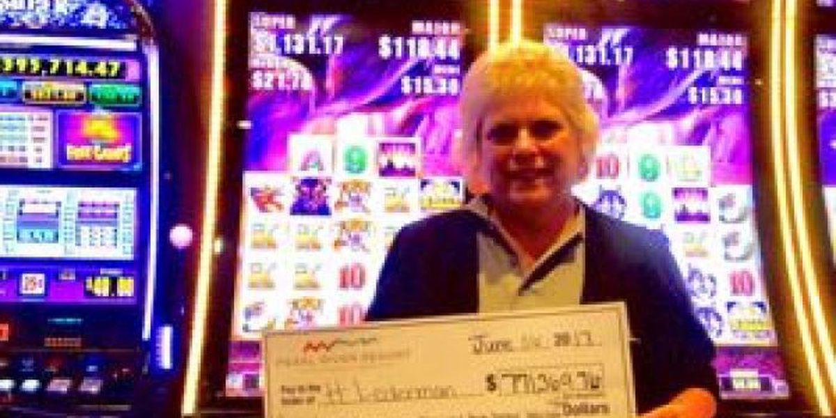 Pine Belt resident wins big at Bok Homa Casino