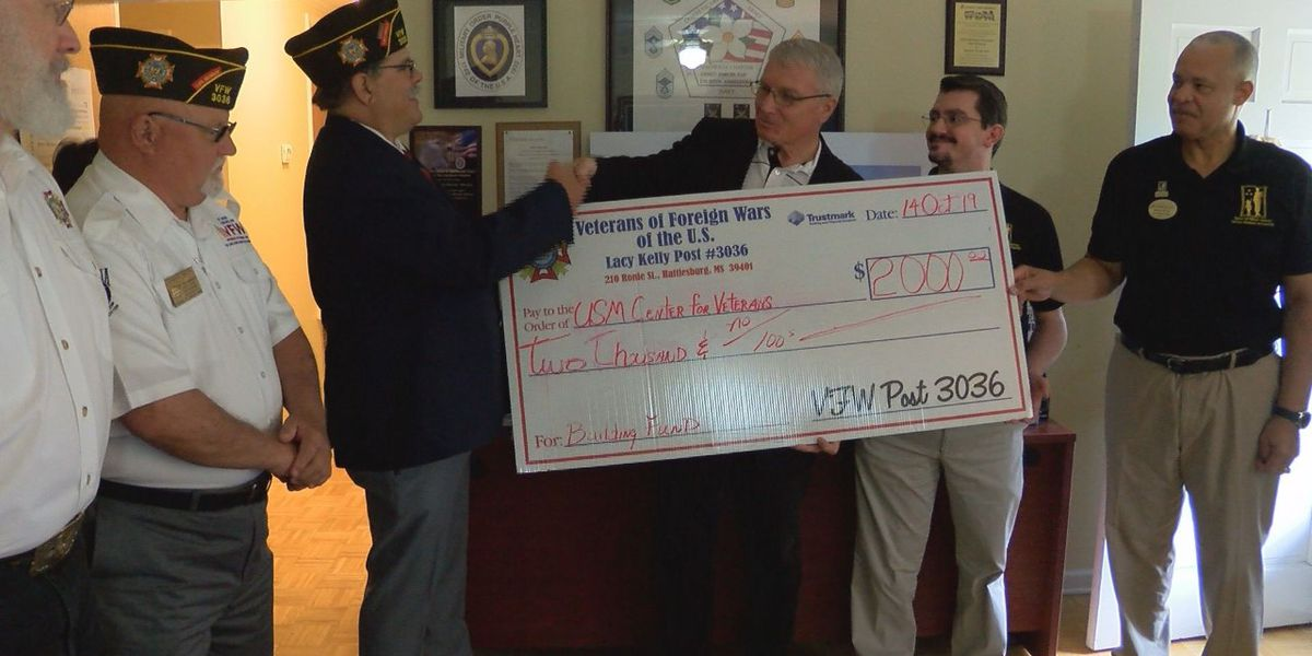 VFW Post 3036 partners with USM military veterans