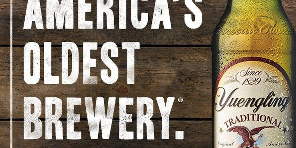 Yuengling expands distribution In Mississippi