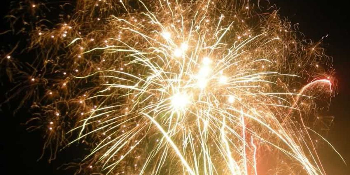 Fireworks illegal in some Pine Belt cities