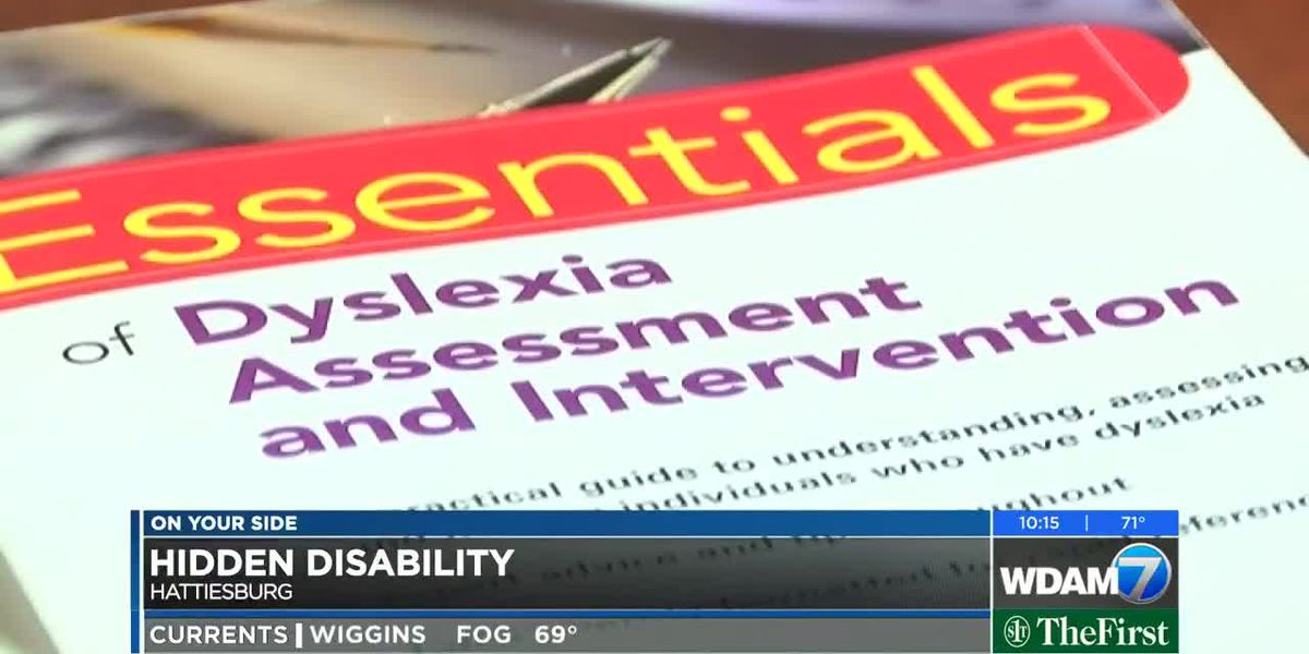 Dyslexia: A hidden disability