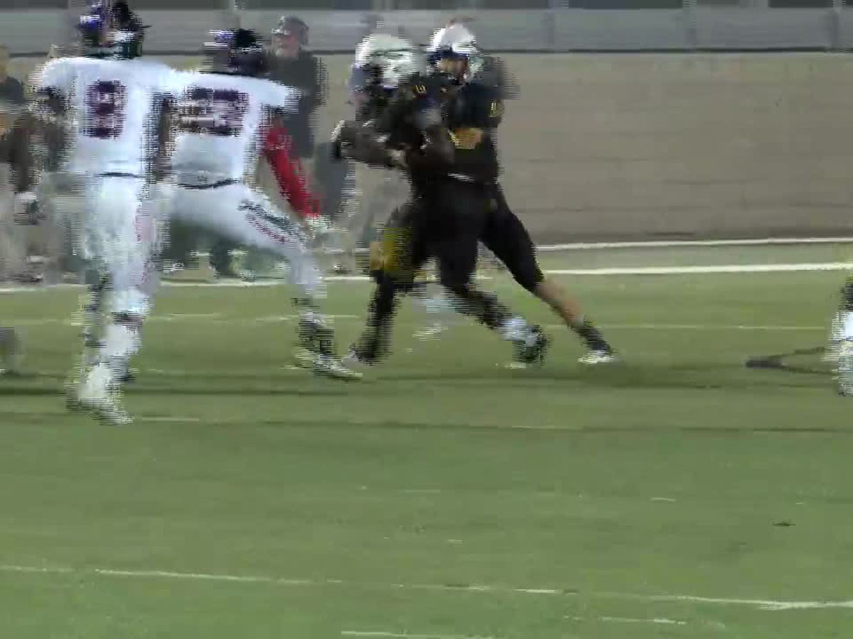 Brandon at Oak Grove highlights