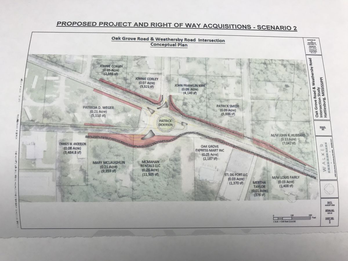 Roundabout in the works for traffic prone intersection in Lamar County
