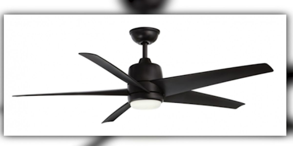 Ceiling fans sold at Home Depot recalled over blades that can fly off