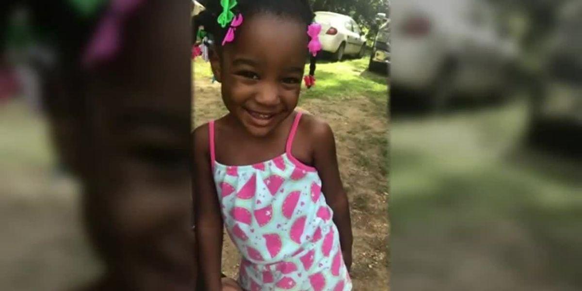Missing 5-year-old Taylor Williams' remains found near Demopolis, Ala.
