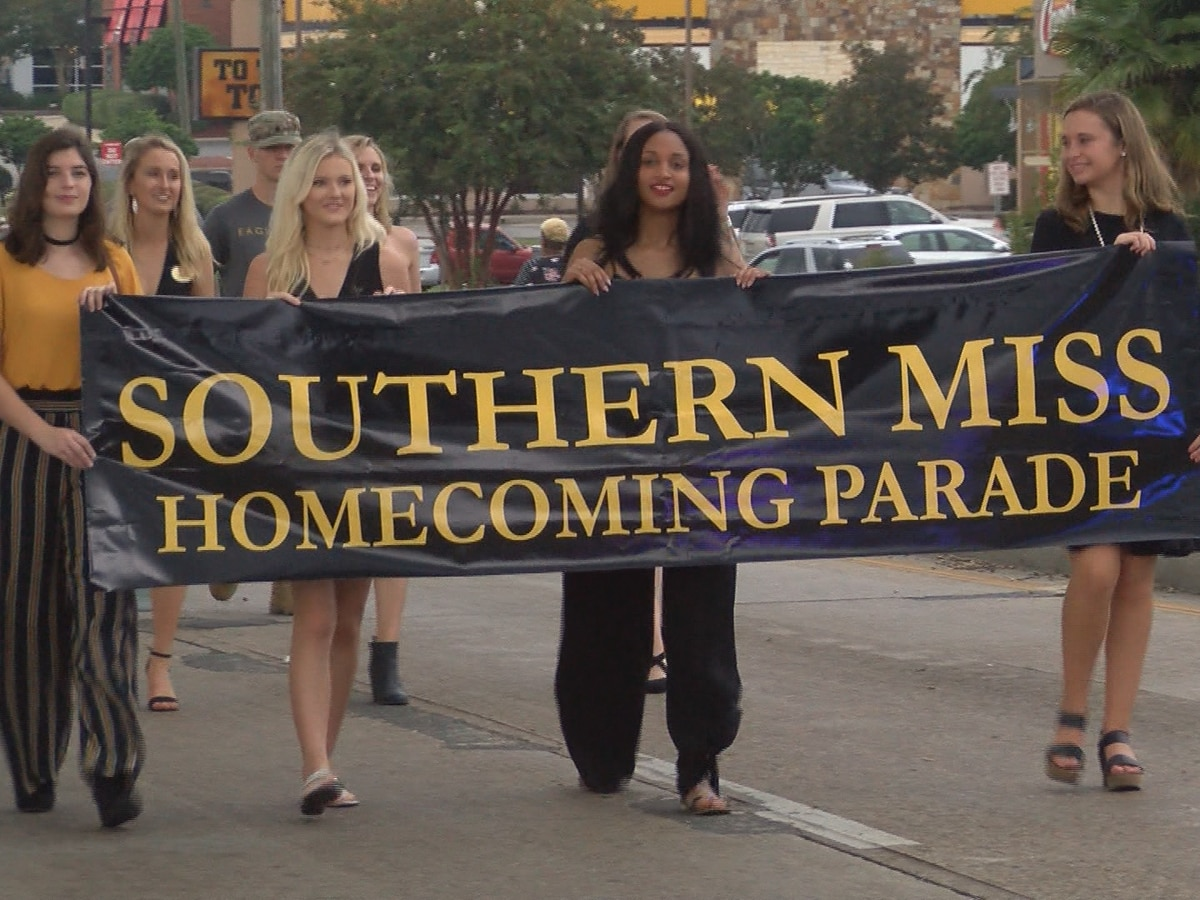 USM, JC, PRCC host homecoming activities
