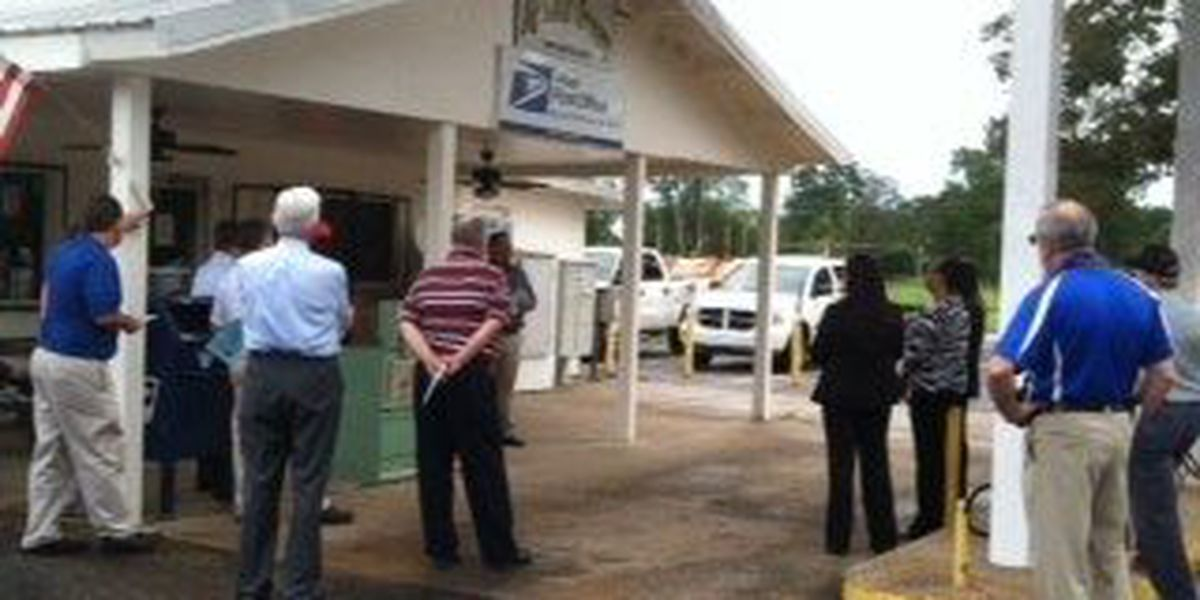 First Village Post Office in So. Miss. opens in Stone County