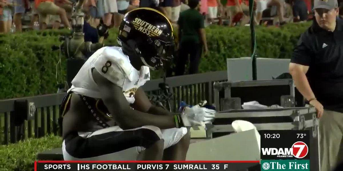 Auburn holds off stubborn USM, 24-13