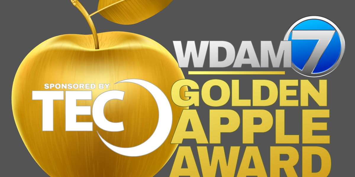 South Jones elementary teacher wins Golden Apple Award