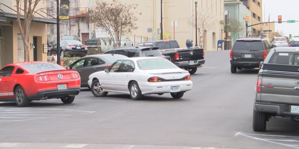 More parking available in downtown Hattiesburg