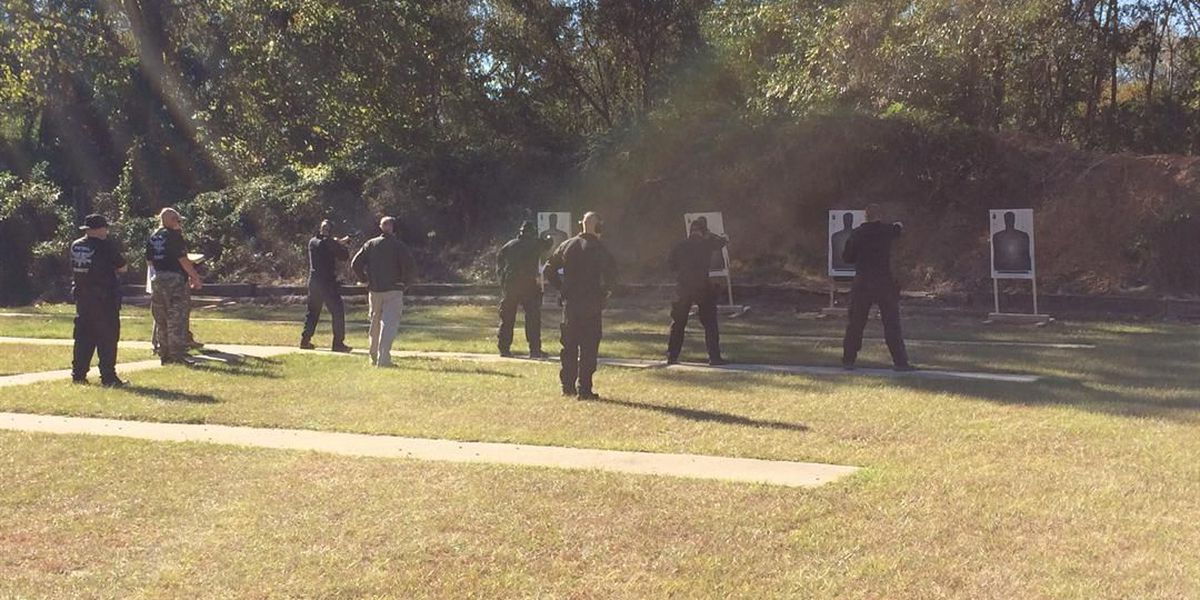 Petal Police host first SWAT competition