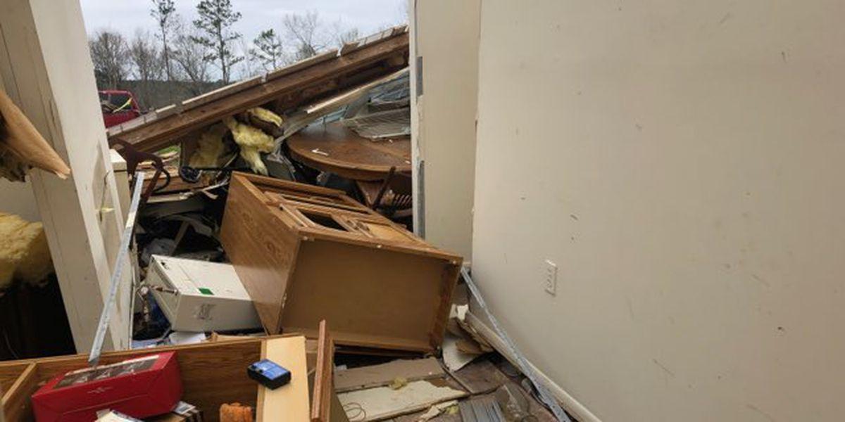 Jones Co. fire departments taking donations for tornado victims in AL