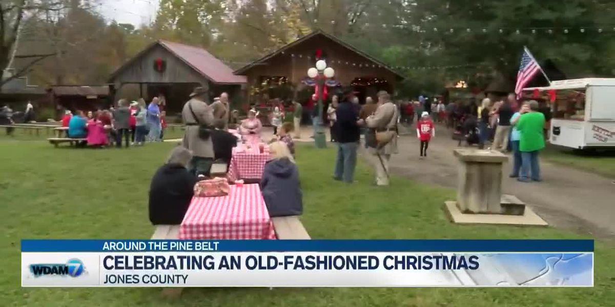 Old-fashioned Christmas celebrated at Landrum's in Laurel