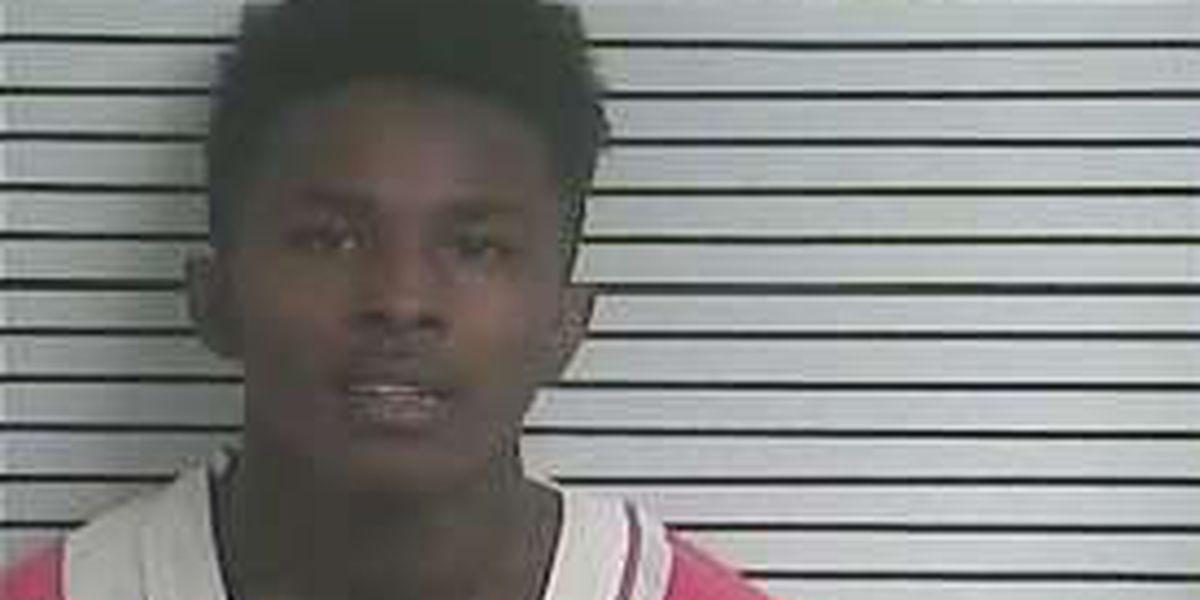 Hattiesburg man arrested in Forrest County burglary