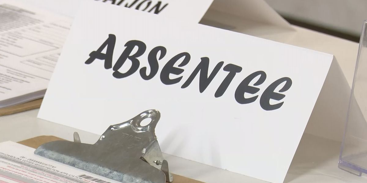 Eligible Mississippians can now apply for absentee ballots