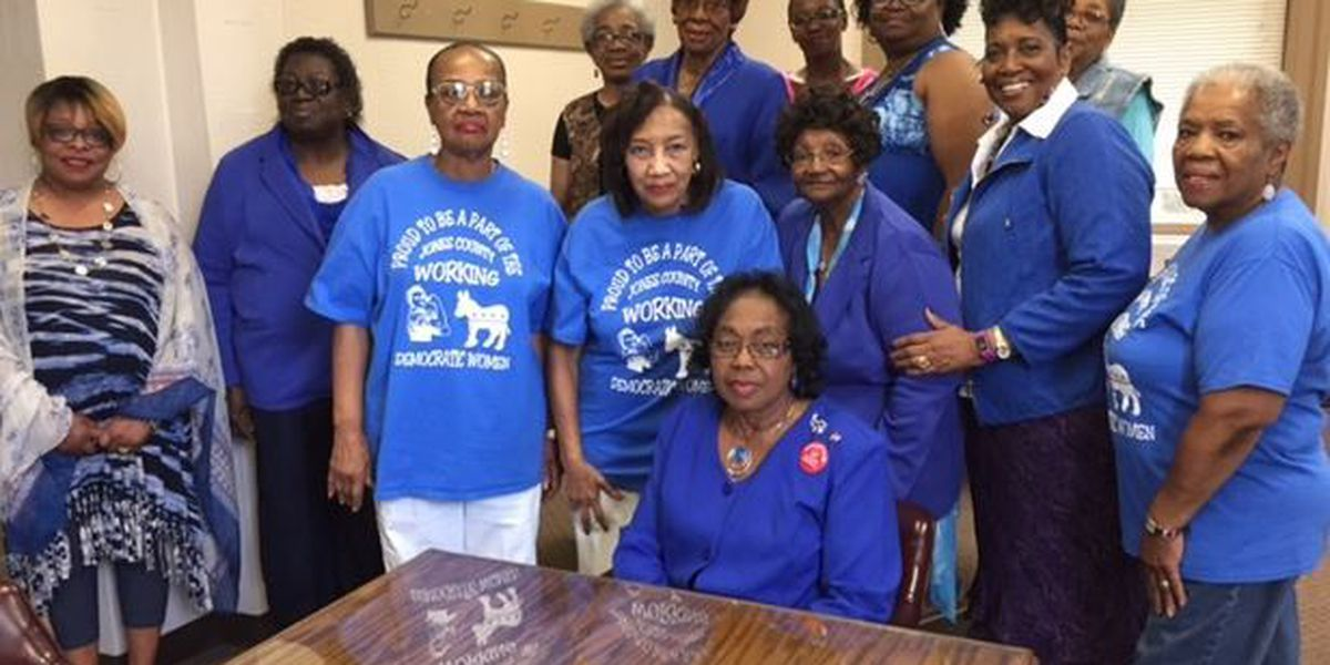 Federation of Democratic Women meet in Laurel