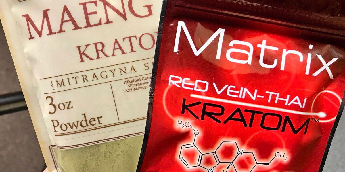 Kratom: Herbal supplement or opioid?