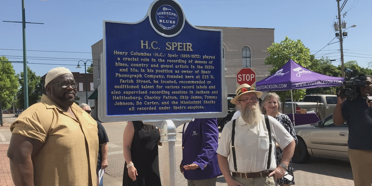 Blues Trail marker honors man who oversaw historic Hattiesburg recordings