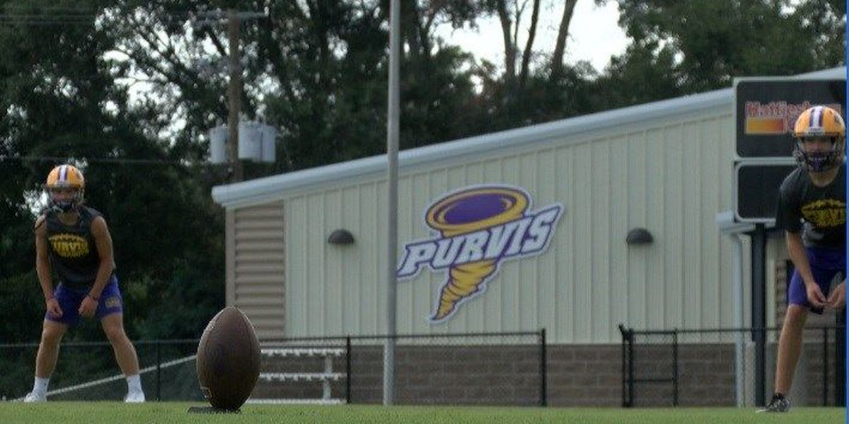 Purvis' new fieldhouse brings perspective