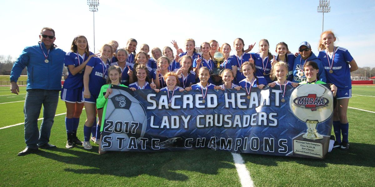 Sacred Heart soccer wins states, West Jones falls short