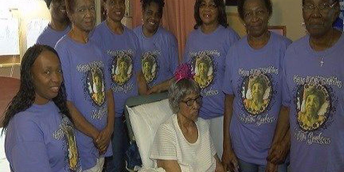 Hattiesburg woman celebrates 100th birthday