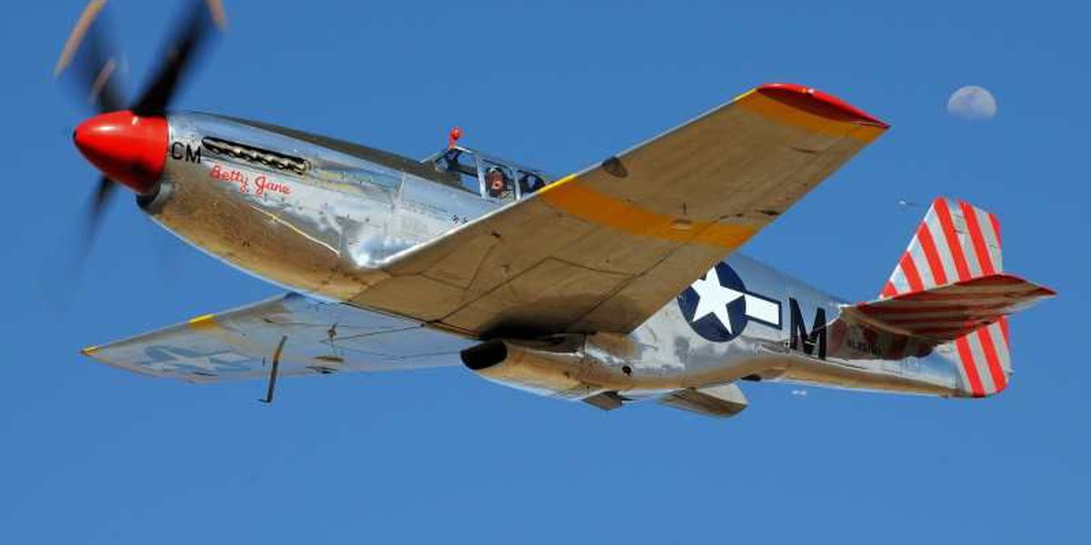 Wings of Freedom Tour bringing rare World War II aircraft to Hattiesburg Airport