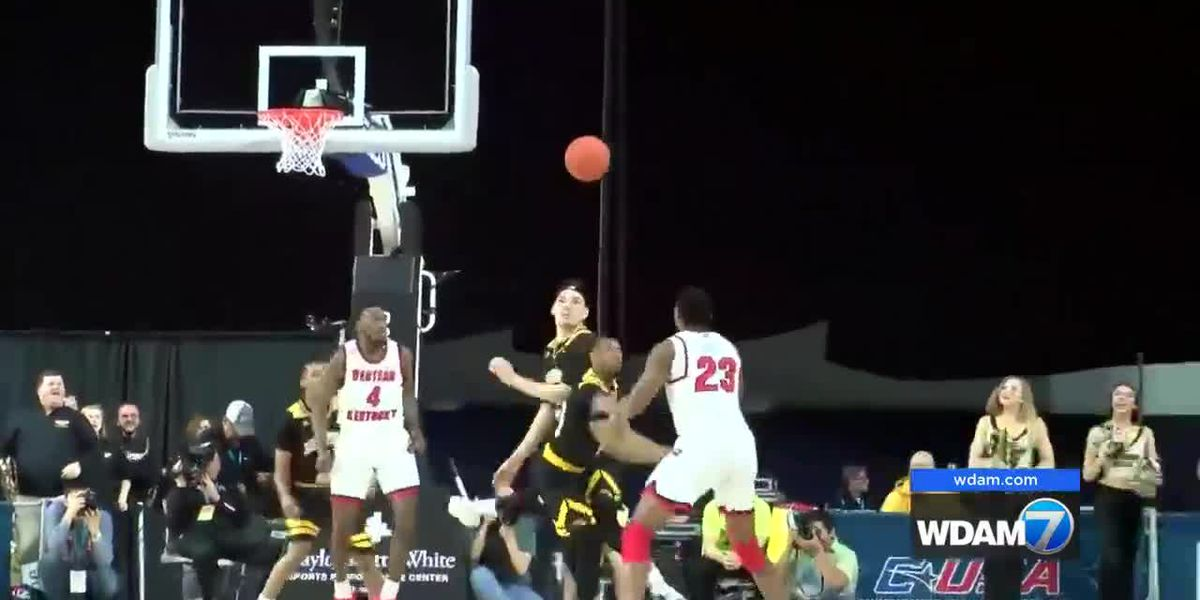 Southern Miss falls to WKU in C-USA semifinals