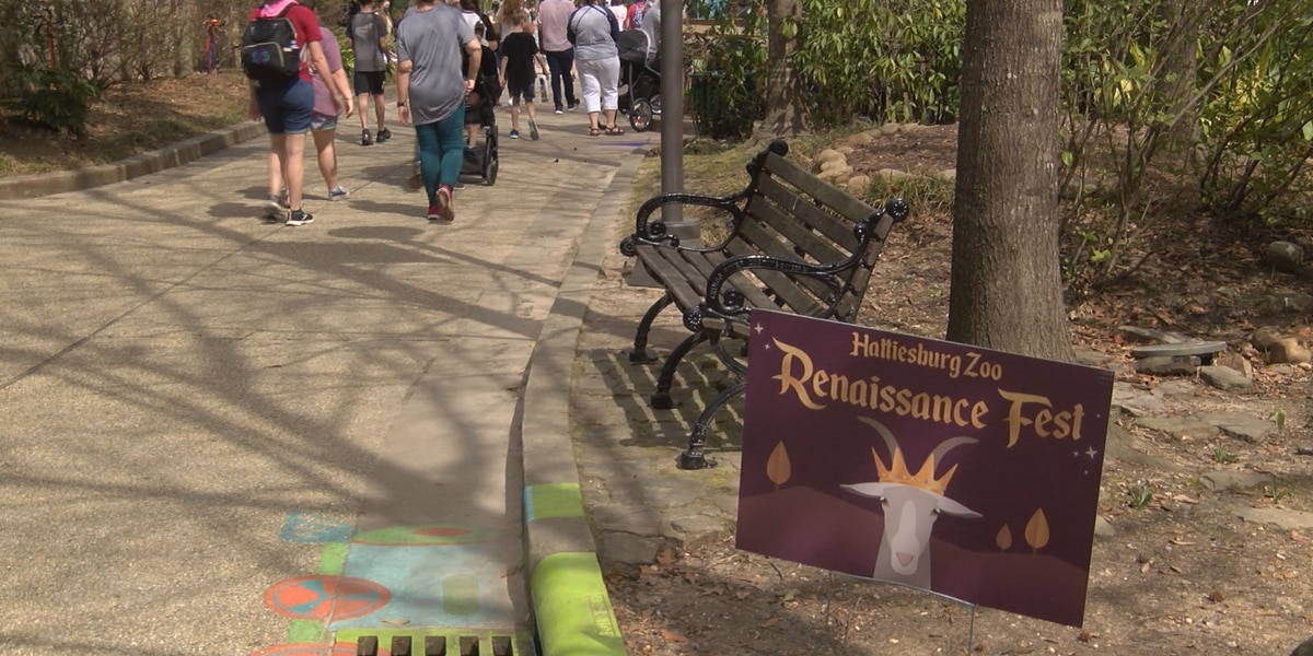 Hattiesburg Zoo hosting 4th annual Renaissance Festival