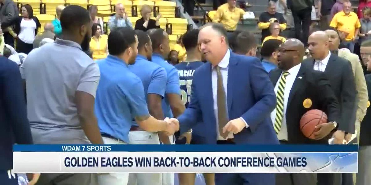 USM men's hoops take down FIU, 75-67