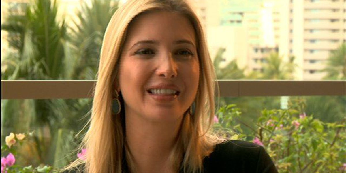 Ivanka Trump coming to Mississippi to discuss early childhood education
