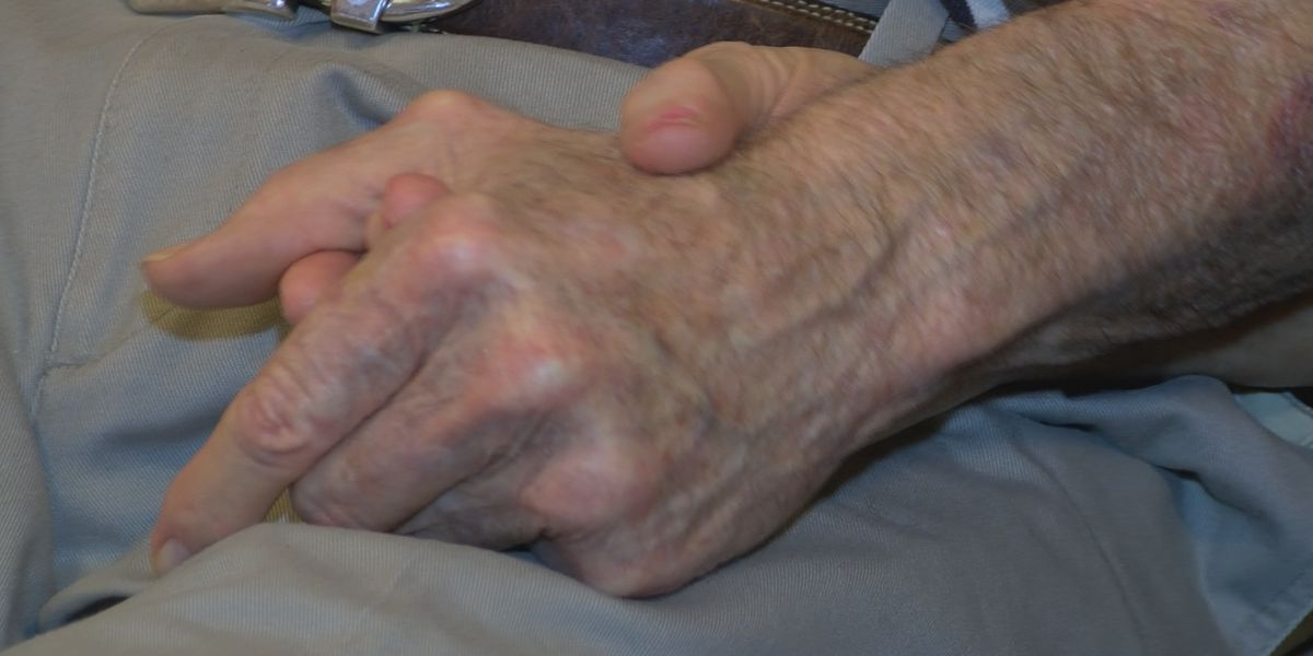 Elderly couples reflect on 50 years of marriage