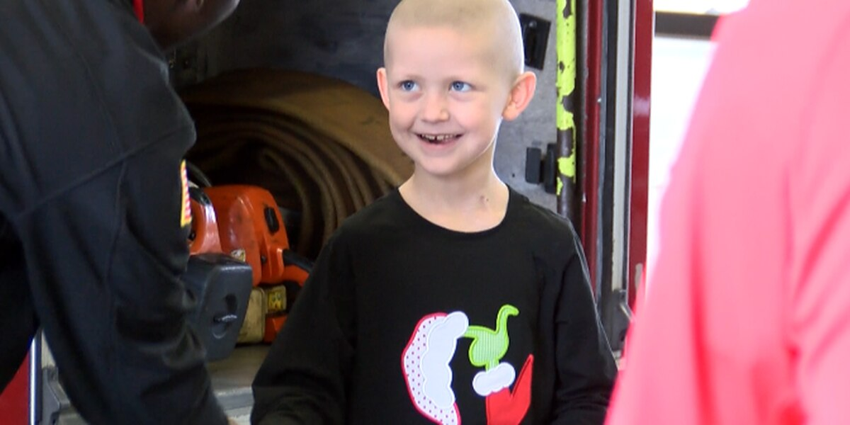 Hattiesburg Fire Department raises almost $2,500 for family