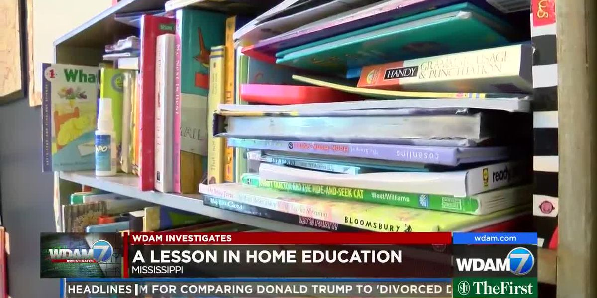 WDAM Investigates: A lesson in home education